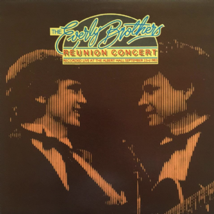 Everly Brothers (The) - The Everly Brothers Reunion Concert (LP) (EX/VG+)